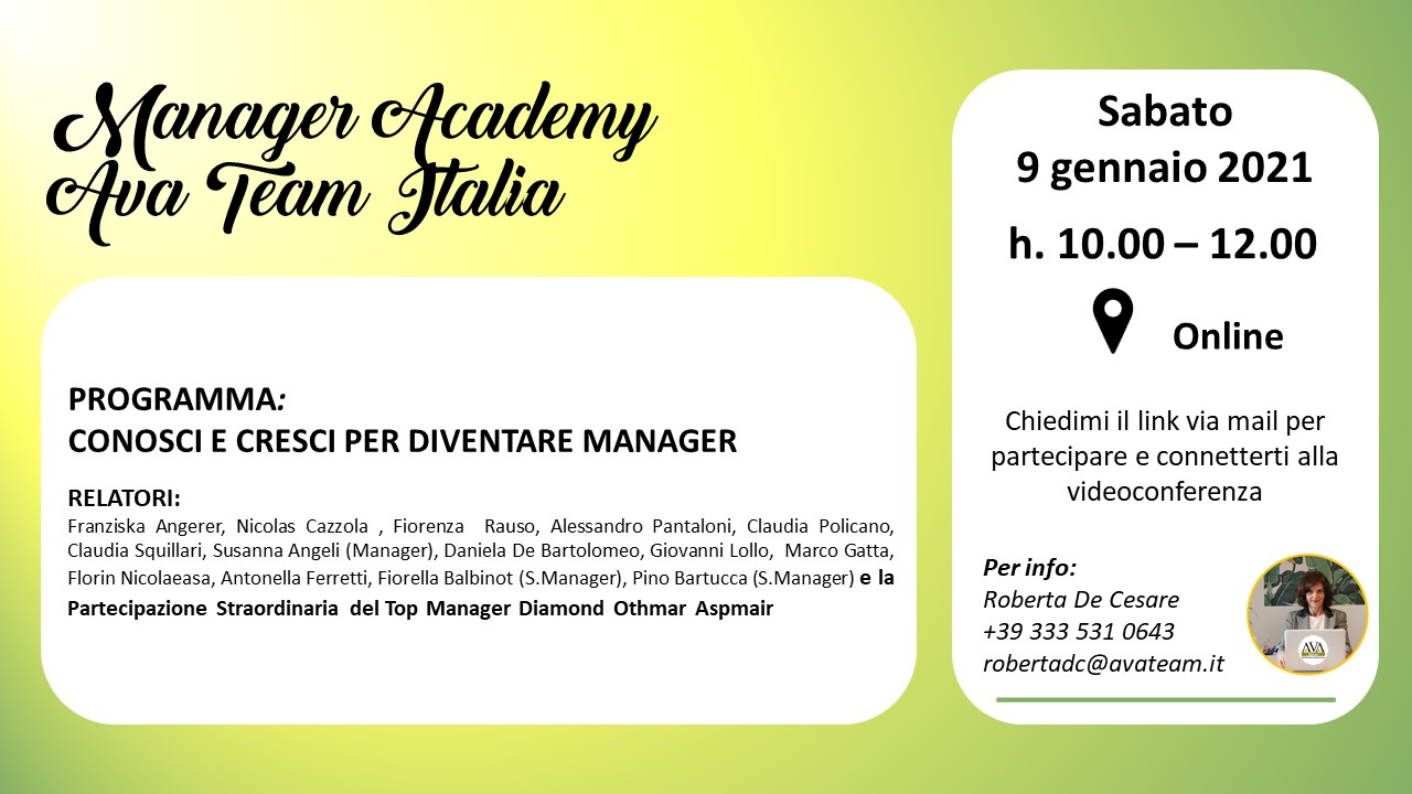 manager academy
